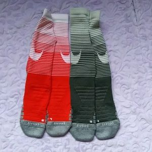 Men's Nike 2-pack Dri-Fit Swoosh Performance. Sock